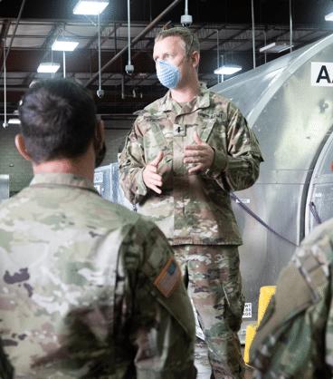 The ASVAB at National Guard